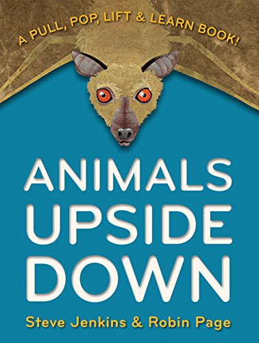Animals Upside Down A Pull Pop Lift Learn Book