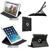 Etui Luxe Rotatif pour iPad Air avec fonction SmartCover + STYLET et FILM OFFERTS