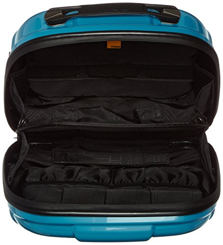 TITAN Koffer X2, Beauty Case, Shining Sea 39 cm 22 Liters Blau 813702-83 - 5
