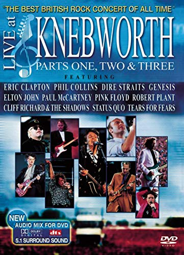 Live at Knebworth [Blu-ray] -