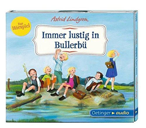 Immer lustig in Bullerbü - Das Hörspiel (CD): Hörspiel, ca. 53 min.: Alle Infos bei Amazon