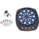 Homcom Elektronische Dartscheibe Dartboard Dartpfeile soft Dart inkl. 6 Pfeile als Geschenk Test