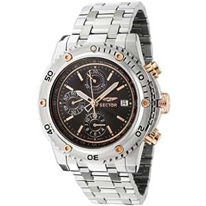 Sector - R2623989027 - Montre Homme - Automatique - Bracelet Acier Inoxydable Argent