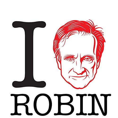 I Heart Robin Williams Men's T-Shirt White