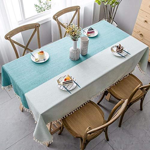 Tischdecke Größe: 95x215 cm 2 Teile/Satz Blaue Tür DIY Aufkleber 3D Wandbild Schlafzimmer Wohnkultur Poster PVC wasserdichte 3D Wandaufkleber Kühlschrank Aufkleber