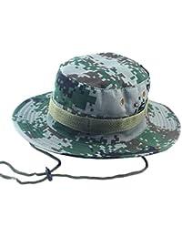 Unisex Adulto Ejército Sombrero De Bush Camuflaje Sombrero para El Fácil  Sol Gorra De Pesca Deportiva c768f2254976