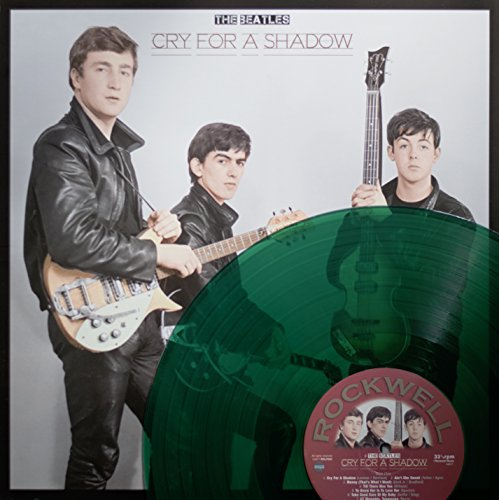 ltd250-the-beatles-cry-for-a-shadow-clear-green-vinyl