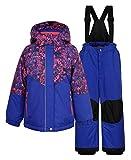 Icepeak Jody - Kinder Schneeanzug Skianzug - 852102521-360 blau, Größe:104