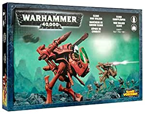 Games Workshop 99120104012 - Warhammer 40.000 - Figurine - Marcheur De Guerre Eldar