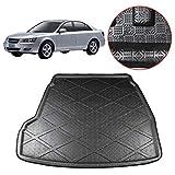 Piaobaige pour Hyundai Sonata NF Car Trunk Mat Plateau Boot Liner Queue Bagages Plancher Cargo Carpet Mud Accessoires