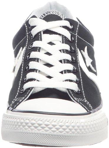 Converse Sp Core Canv Ox 289161-52-10 Unisex - Erwachsene Sneaker Schwarz/Weiß