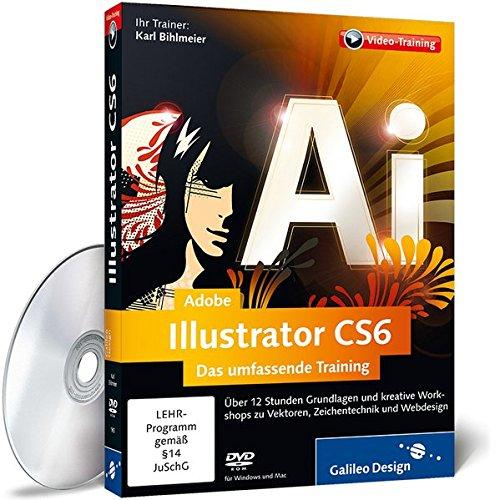Adobe Illustrator CS6 - Das umfassende Training gebraucht kaufen  Wird an jeden Ort in Deutschland