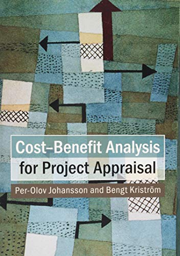 Cost-Benefit Analysis for Project Appraisal por Per-Olov Johansson