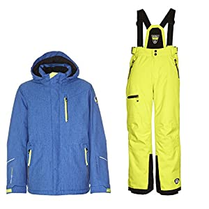 Killtec Aric Jr – Ski Set Kinder Skianzug Zweiteiler Wasserdicht