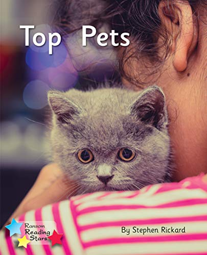 Top Pets (Reading Stars)