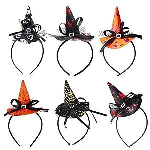 BESTYY Diademas de Halloween,BESTZY 6