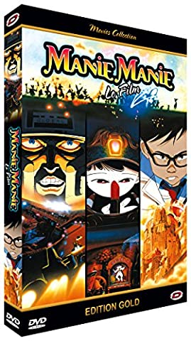 Katsuhiro Otomo - Manie-Manie : Les Histoires du labyrinthe -