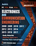 TANCET Anna University ELECTRONICS AND COMMUNICATION ENGINEERING Exam Guide for M.E. M.Tech. M.Arch. M.Plan. With Objective Type Q & A and Previous Years Solved Papers from 2008 to 2017. - Study Materials. Most popular exam guide for TANCET