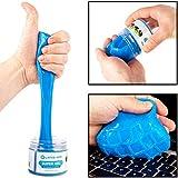 Lens-Aid Reinigungsgel für Tastatur, Laptop, Kamera etc. Cleaning Gel als Reinigungsmasse für Rillen, Lücken und Schlitze, Zwischenräume, Auto-Lüftung