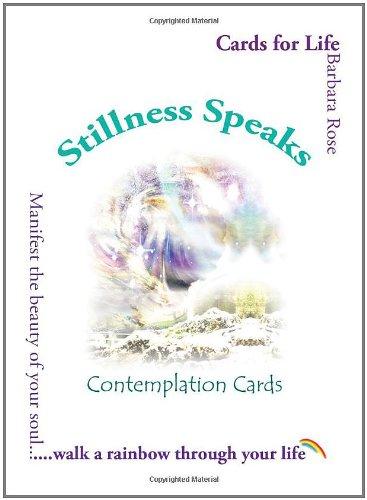 Stillness Speaks Contemplation Cards: Cards for Life