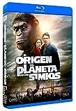 El Origen Del Planeta De Los Simios [Blu-ray]