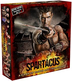 [UK-Import]Spartacus A Game of Blood & Treachery (B009OIC1N8) | Amazon price tracker / tracking, Amazon price history charts, Amazon price watches, Amazon price drop alerts