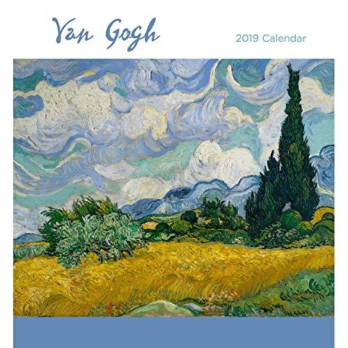 Van Gogh 2019 Wandkalender -
