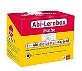 Klett Abi-Lernbox Mathematik: 100 Lernkarten mit den wichtigsten Prüfungsaufgaben und Lösungen