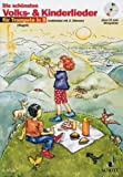 Die schönsten Volks- und Kinderlieder für Trompete (+CD) mit Bleistift -- 31 beliebte Melodien sehr leicht gesetzt für 1-2 Trompeten in B mit Text und Akkordsymbolen (Noten/sheet music)