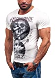 BOLF - T-shirt à manches courtes - GLO STORY 7436 - Homme