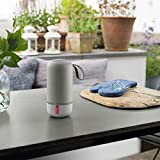 Libratone Zipp Mini Wireless SoundSpaces Lautsprecher Cloudy Grey - 5