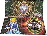 Yu-Gi-Oh! Karten Legendary Collection 4 Joey's World Spielfeld / Spielbrett (extrem Robust!) Spielmatte / Playmat - Rarität!