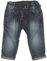 bfc Babyface - Pantalones para niña azul de 100% algodón, talla: 74 (girls jeans)