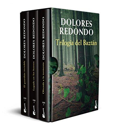 Pack Dolores Redondo (Crimen y Misterio)