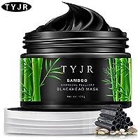 TYJR Black Mask Mascarilla Exfoliante y Limpiadora contra Puntos Negros y Acné (50ml)