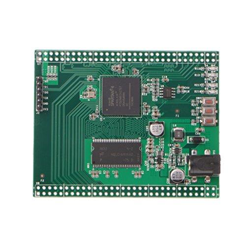 JENOR XC6SLX16 Spartan 6 Xilinx FPGA-Entwicklungsboard Mit 32 MB Micro SDRAM-Speicher -
