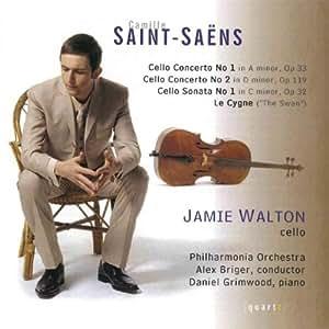 Saint-Saëns - Cello Concertos Nos 1 & 2; Cello Sonata No 1