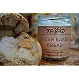 Cozy Glow Frisch gebackenes Brot Soja Kerze Jar - 35 + Stunden Burning Time