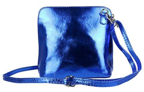 Girly Handbags , Sac bandoulière pour femme - bleu - bleu marine,