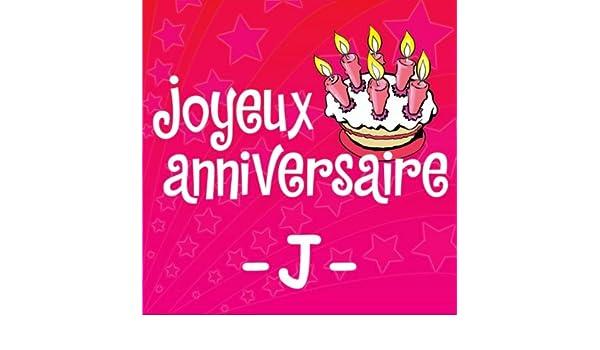 Joyeux Anniversaire Johanna De Joyeux Anniversaire Sur Amazon Music