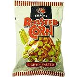 NC Snacks - Maïs grillé - légèrement salé - lot de 2 sachets de 140 g