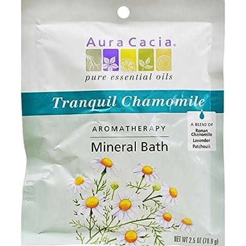 Aura Cacia Aromatherapy Mineral Baths - Tranquility - 2.5 oz - 0 ct - 0 pk by Aura Cacia