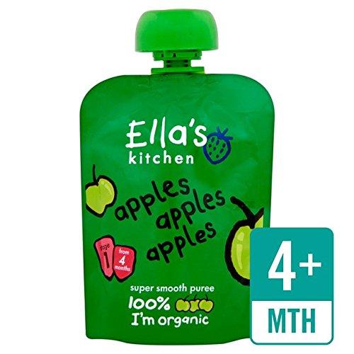 Ellas Küche Bio Glatte Apfelmus Stufe 1 70g
