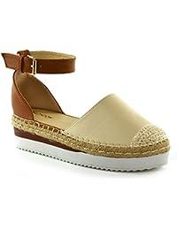 98d36a4a830 Amazon.co.uk: Espadrilles - Women's Shoes: Shoes & Bags