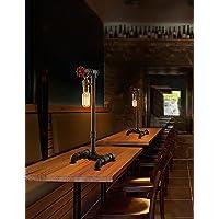 GJY- lampada da tavolo girasole con macchiato ,