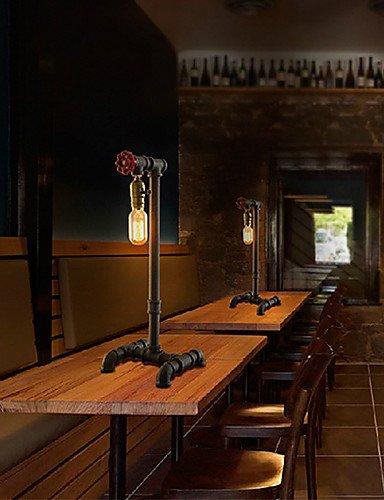 Tabelle Kandelaber (LPZSQ Sonnenblume-Tabellen-Lampe mit Stained, 220-240V)