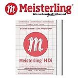 Meisterling HDi, Atmungsaktive Dampfbremse/Dampfsperre diffusionsfähig