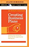 Creating Business Plans by Harvard Business Review (2016-08-06)