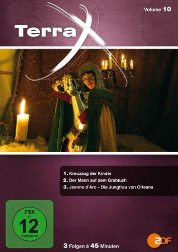 Terra X - Volume 10: Kreuzzug der Kinder / Der Mann auf dem Grabtuch / Jeanne d'Arc