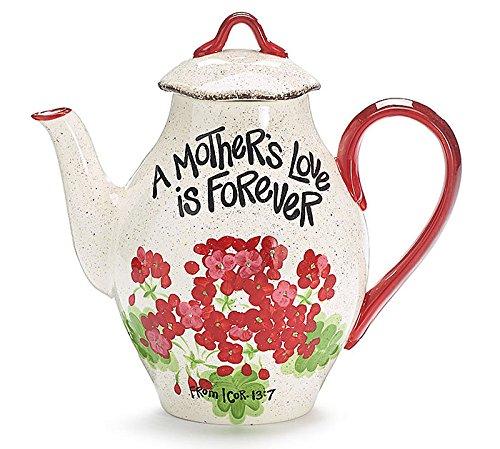 a-mothers-love-inscribed-geranium-flowers-ceramic-teapot